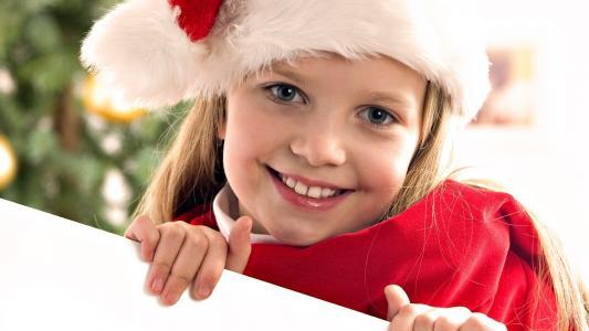 新年,假期,欢乐,微笑