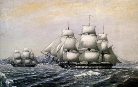 绘画,绘画,帆船