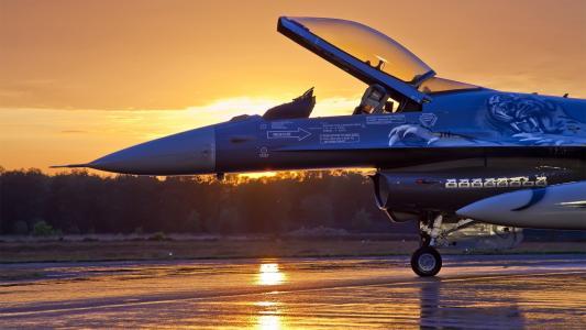 飞机,猎鹰,F-16,一般动力