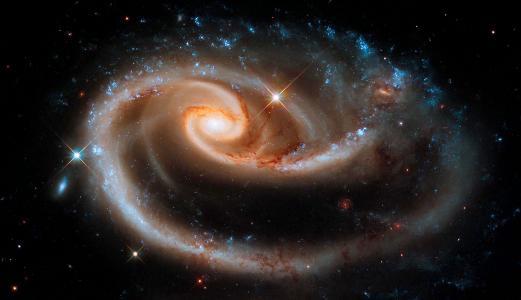 Arp 273,Ugc 1810,仙女座,星座