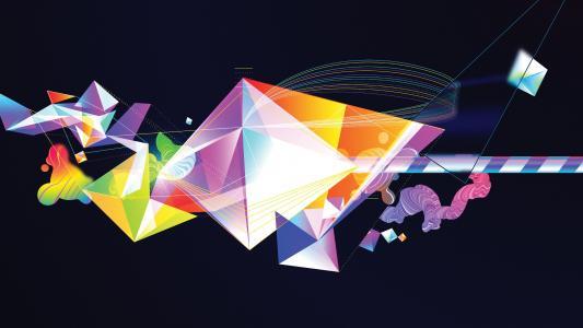 线,三角形,矢量,布鲁诺博尔赫斯,oit8doi2