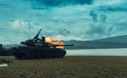 Oplot-M,OBT,装甲,电力,乌克兰,新,武器,坦克,防御