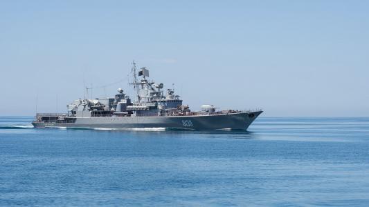 船舶,护卫舰,乌克兰,旗舰