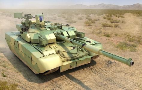 乌克兰的装甲,T-84m Oplot,主战坦克