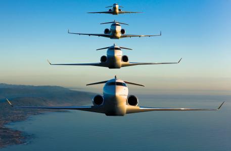 飞机,飞行,海岸,海,山,速度,天空,美丽