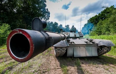 坦克,武器,性质