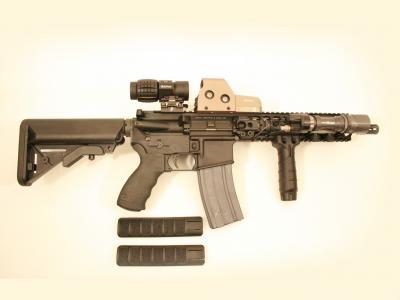 武器,光学,自动机,手电筒
