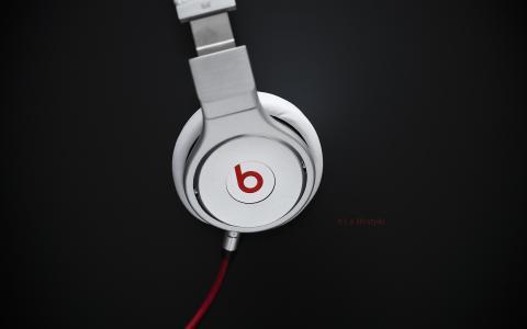 耳机,文字,Beats by dr.dre,标志,品牌,题字,音乐