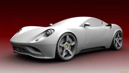 汽车,3D