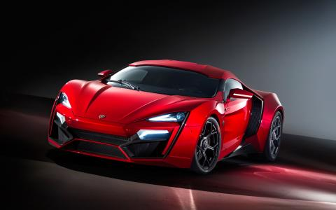 LYKAN,HYPERSPORT,HYPERKAR