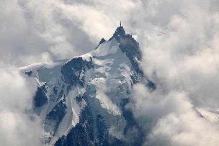 法国,阿尔卑斯山,美丽