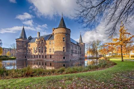 赫尔蒙德,城堡,荷兰