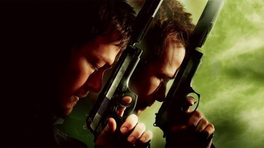 Boondock圣徒ii,武器,boondock圣徒,枪,枪