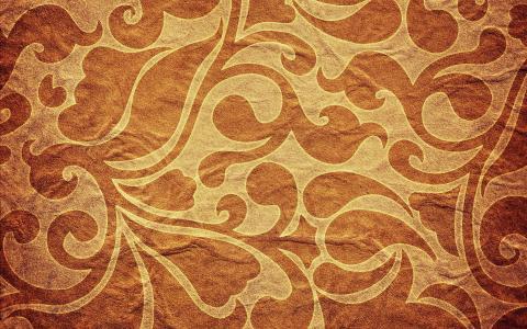 纹理,棕色,滴,背景,黄色,模式,黄金