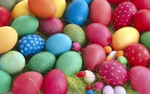 复活节,鸡蛋
