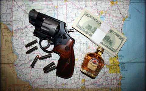 武器,手枪
