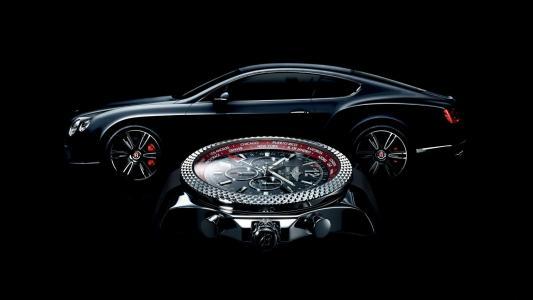 手表,百年灵,宾利Breitling,宾利
