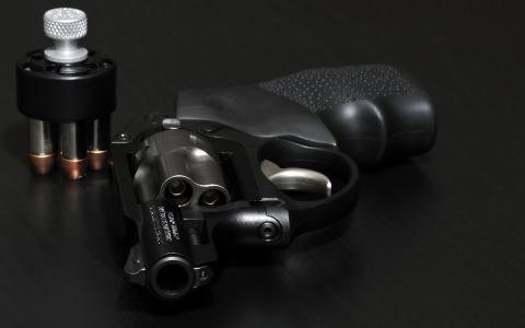 武器,墨盒,手枪