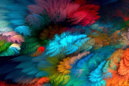 纹理,抽象,颜色,模式