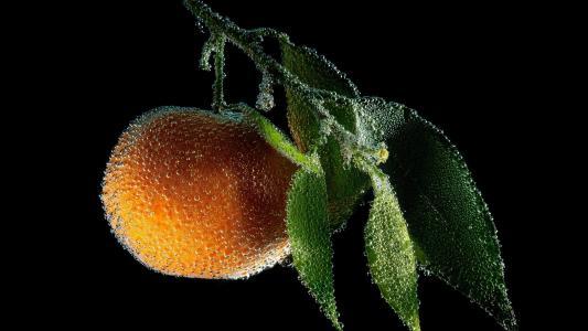 水果,晚上