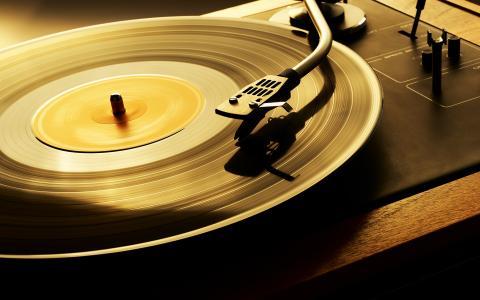 纵情的复古黑胶唱片盛典