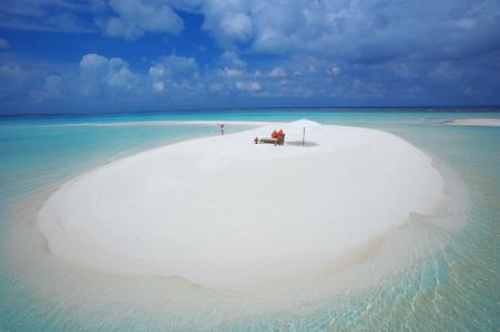 岛,海洋,美丽