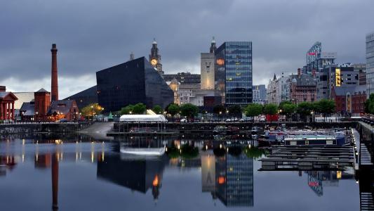 利物浦,城市,壁纸,图片