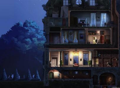 丁丁历险记,房子,公寓,冒险