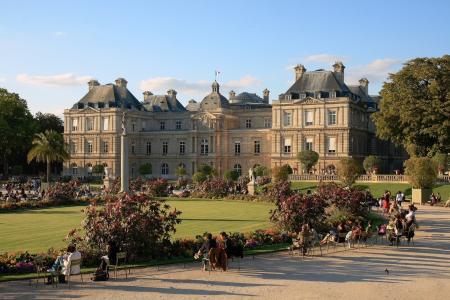 宫,巴黎,巴黎,卢森堡宫,法国,法国