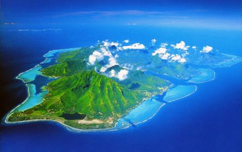 法属波利尼西亚,太平洋岛屿