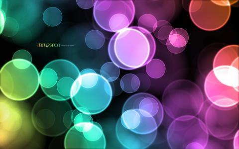 设计,泡沫,彩色