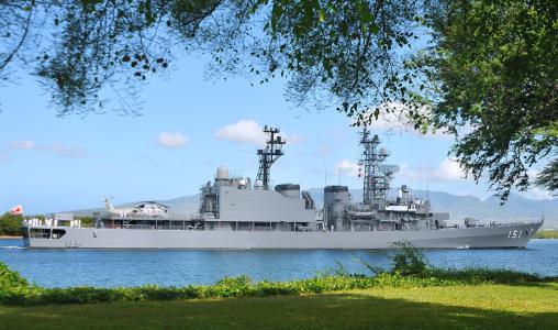 驱逐舰,asagiri,出海