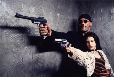 莱昂,杀手,电影,人物