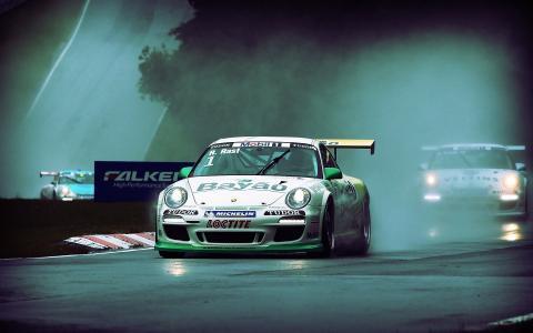 保时捷911 GT3,赛车,保时捷911,速度,汽车,赛车,汽车,汽车,GT3