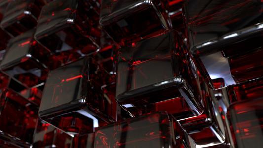 立方体,3d