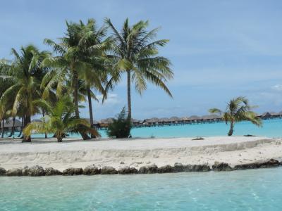大海,沙滩,热带地区