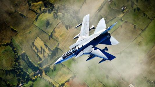 飞机,战斗机,飞行,地球,美丽