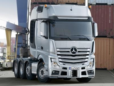 梅赛德斯 - 奔驰,卡车,Actros