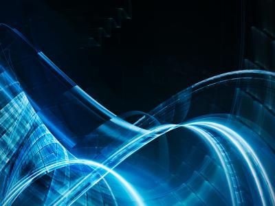 弯曲,线条,透明度,发光,Sineva