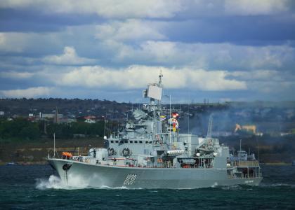 Getman Sagaidachny,护卫舰,塞瓦斯托波尔