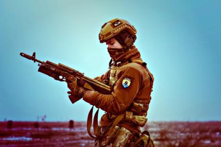 亚速海,乌克兰,士兵,UA