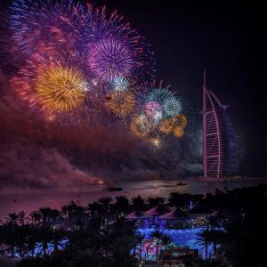 迪拜,迪拜,阿联酋,城市,海,迪拜