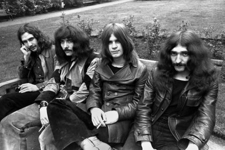 黑安息日,奥兹奥斯本,吉泽巴特勒,托尼Iommi,比尔病房,男人,音乐