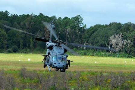 机枪,Sh-60海鹰,飞行