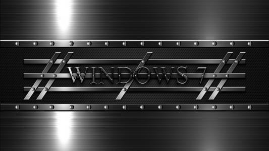 Windows 7,程序,保护程序,金属