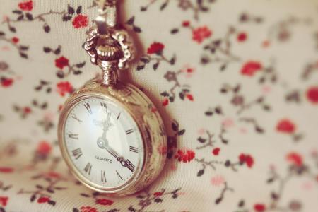 宏,时钟,链,拨号,鲜花,壁纸,时间