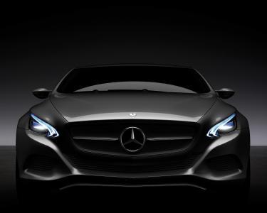梅赛德斯 - 奔驰,F级,奔驰,F800,自动