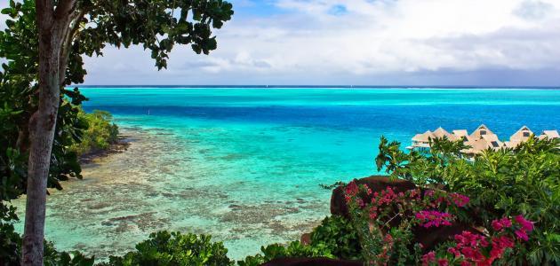 海洋,天空,海岸,地平线,云,休息,度假村,美女,宽屏