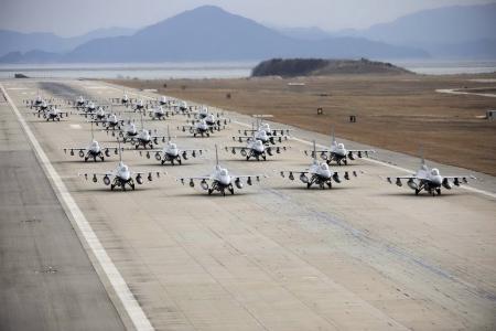 机场,飞机,武器