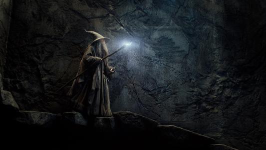 魔戒,甘道夫,魔法,幻想